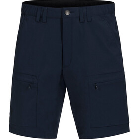 Peak Performance M's Treck Cargo Shorts Salute Blue